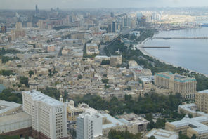 Baku, Stadtpanorama © Ministry of Culture and Tourism of Azerbaijan
